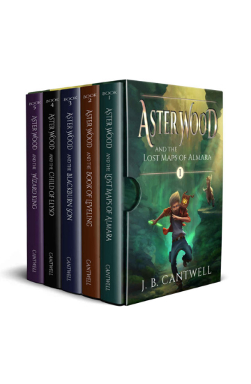 Aster Wood Box Set
