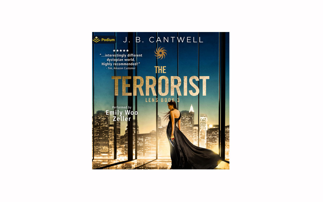The Terrorist Audio Available Now!